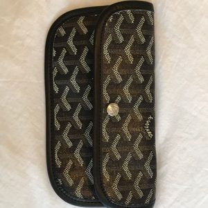 Goyard coin purse